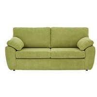 Dixie Fabric 3 Seater Sofa