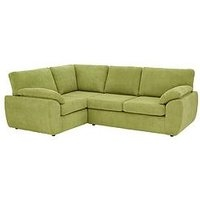 Dixie Fabric Left Hand Corner Group Sofa