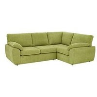 Dixie Fabric Right Hand Corner Group Sofa
