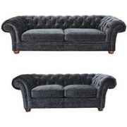 Bardon 3 + 2 Seater Fabric Sofa Set (Buy And Save!)