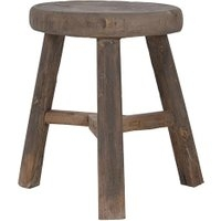 Timothy Oulton Noble Souls Abode Thick Top Stool